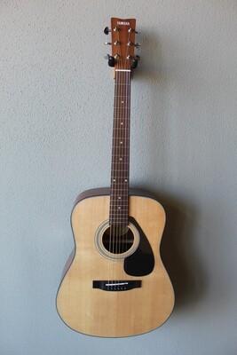 Yamaha F325D Steel String Acoustic Guitar with Gig Bag - Natural