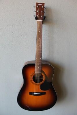 Yamaha F325D Steel String Acoustic Guitar with Gig Bag - Sunburst