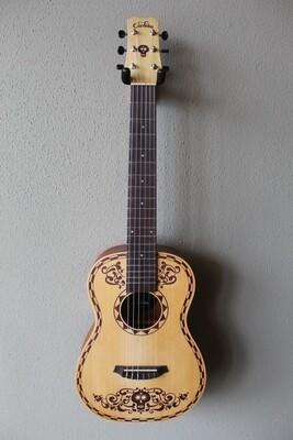 Cordoba Mini Coco Disney Model Nylon String Classical Guitar with Gig Bag
