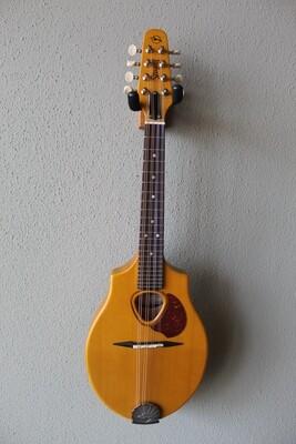 Seagull S8 Mandolin with Custom Seagull Gig Bag - Natural