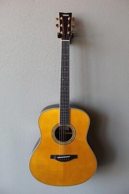 Yamaha LL-TA TransAcoustic Jumbo Concert Acoustic/Electric Guitar - Vintage Tint