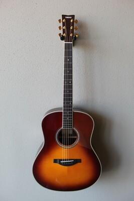 Yamaha LL-TA TransAcoustic Jumbo Concert Acoustic/Electric Guitar - Brown Sunburst