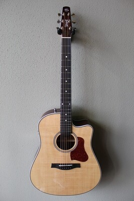 Seagull Maritime SWS CW GT Q1T Acoustic/Electric Guitar with Gig Bag