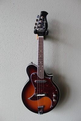 Kentucky KM-300E Four (4) String Electric Mandolin with Gig Bag