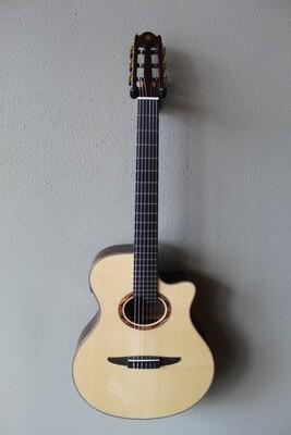 Yamaha NTX5 Nylon String Acoustic/Electric Classical Guitar - Natural