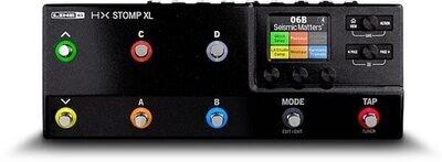 Line 6 HX Stomp XL Multi Effects Processor Guitar Pedal