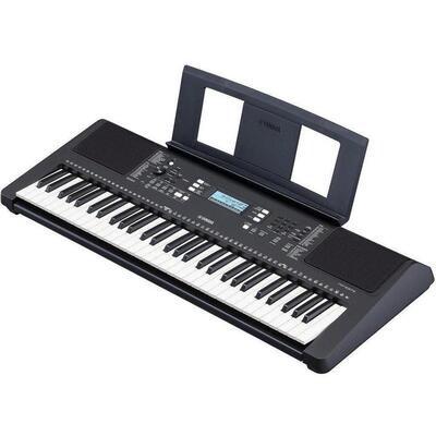 Yamaha PSR-E373 Touch Sensitive 61 Key Portable Keyboard