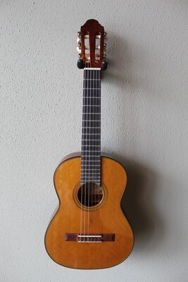 Used 2012 Rare Francisco (Marlon) Navarro One Quarter 1/4 Size Cedar Top Classical Guitar