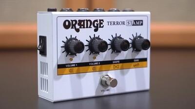Orange Terror Stamp 20-Watt Valve Hybrid Guitar Amplifier Pedal