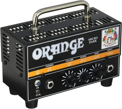 Orange Micro Dark 20-Watt Hybrid Guitar Amplifier Head