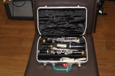 Used Evette Clarinet with Hard Case