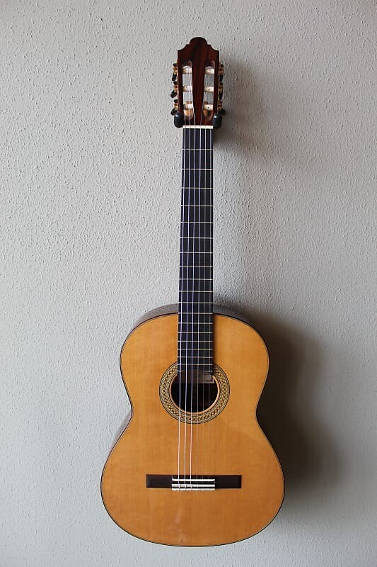 Used 2018 Francisco Navarro Friederich Model Grand Concert Classical Guitar