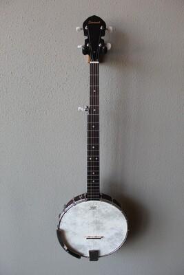 Savannah SB-070 Open Back 5 String Banjo with Gig Bag