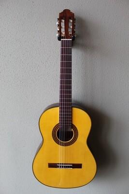 Marlon (Francisco) Navarro Flamenco Negra Guitar - Premium Dark Rosewood