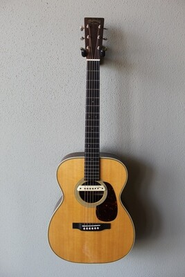 Used 2018 Martin 00-28 Steel String Acoustic/Electric Guitar - with LR Baggs Pickup