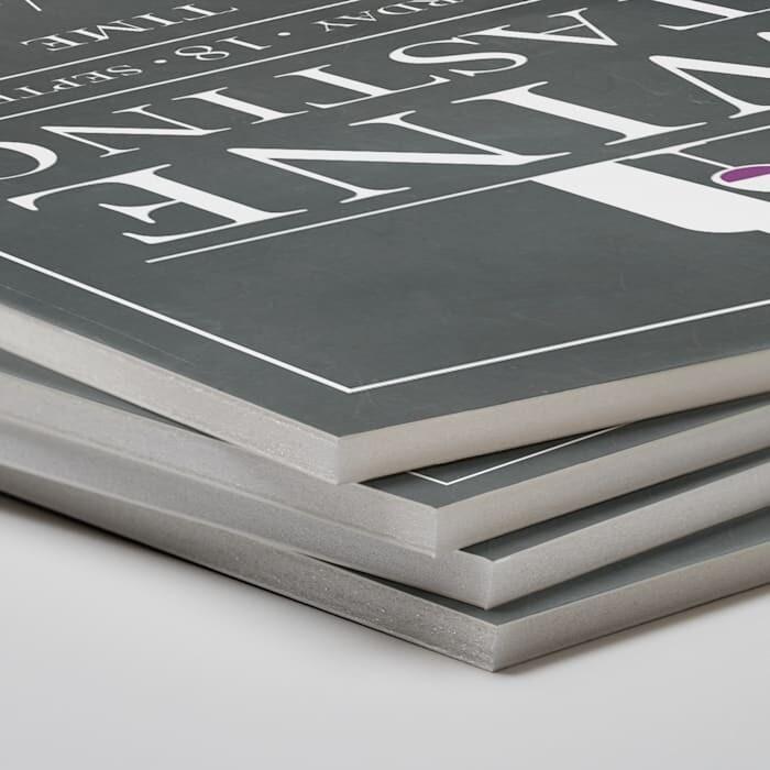 Impresión Foam Board