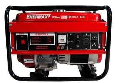 Planta Eléctrica 3100 ENERMAX