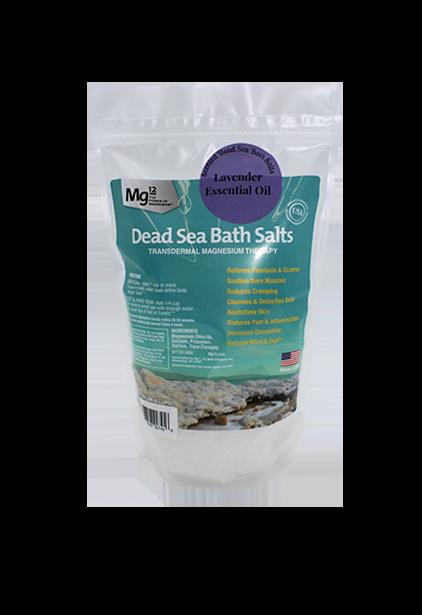 MagneSoothe Lavender Bath Salt