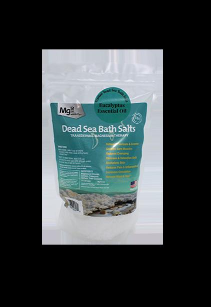 MagneSoothe Eucalyptus Bath Salt