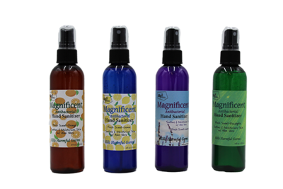 Magnificent Hand Sanitizers