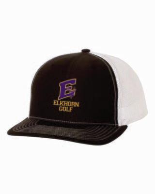 Elkhorn Golf Hat