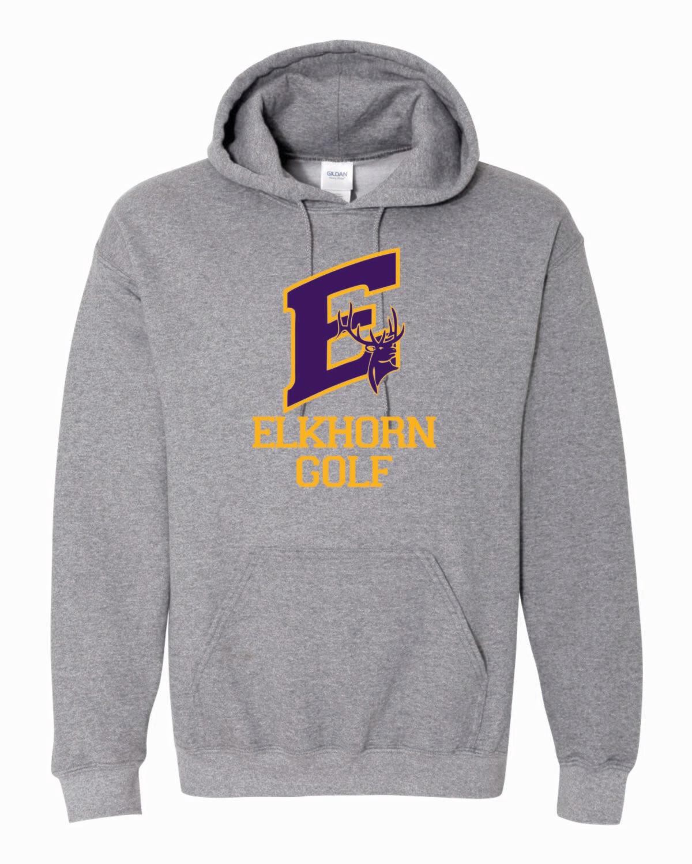 Elkhorn Golf Hooded Sweatshirt