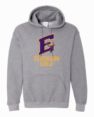 Elkhorn Golf Hooded Sweatshirt