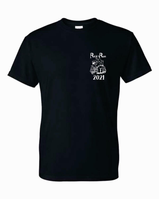 Rick's Run 2021 Shirt