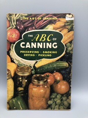 ABC of Canning 1942