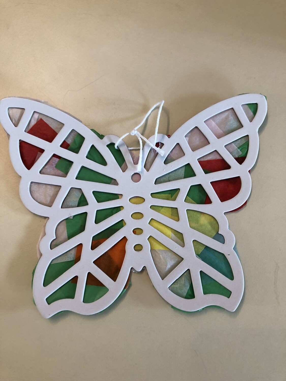 butterfly window take and make