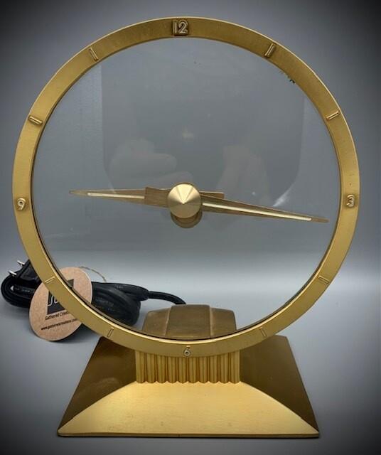 jefferson golden hour clock