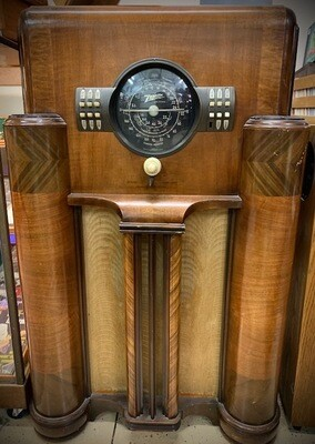 Zenith 7s363 Console Radio