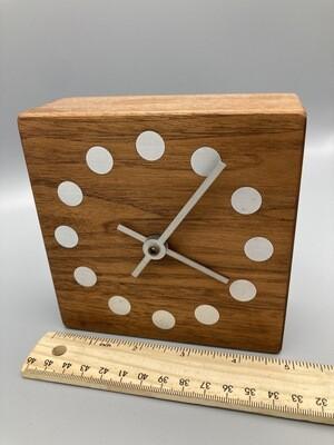 Stilecraft Wood Clock