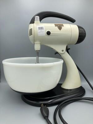sunbeam mixmaster 6 whitebowl