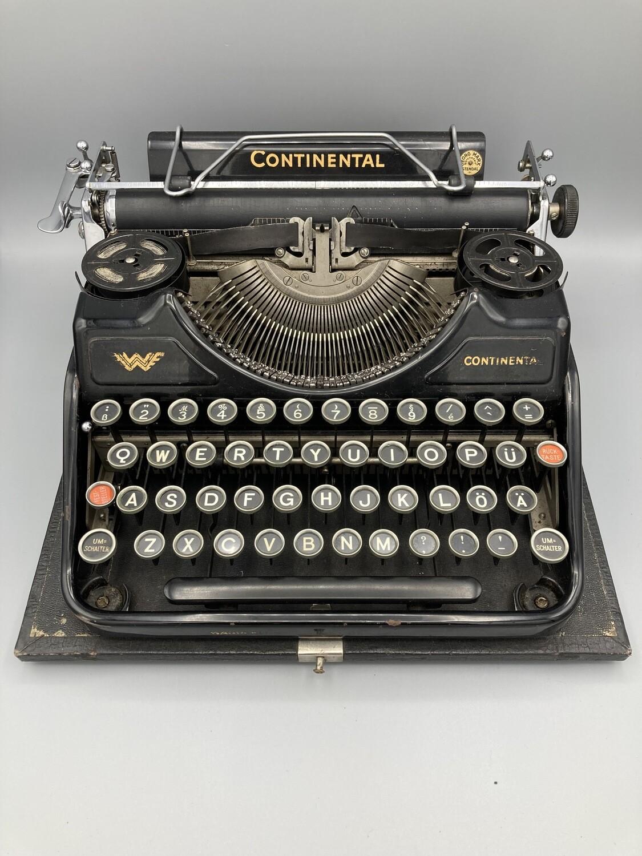 Wanderer Werke Continental Typerwriter