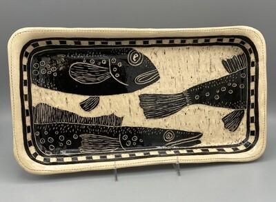 Joan Soldenwagner Fish Platter