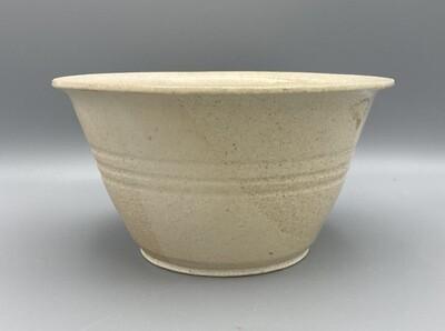 Joan Soldenwagner White Bowl