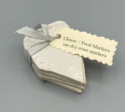 Joan Soldenwagner Food Markers