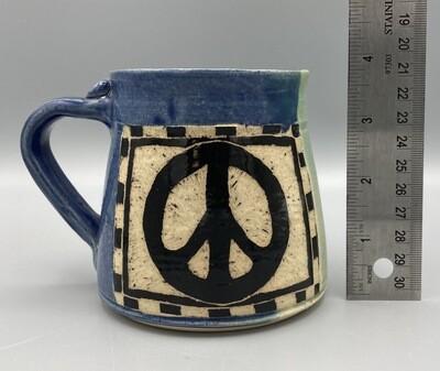 Joan Soldenwagner Peace Mug #2