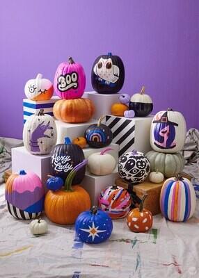 Paint Your Own Pumpkin 10/30/21