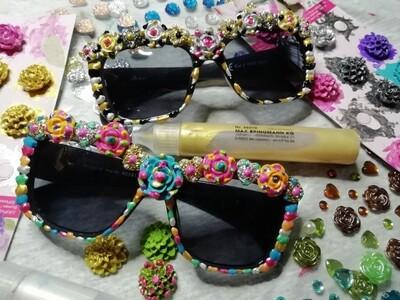 Powerful and Elegant Design Sunglasses - created by Corinna Kirchhof