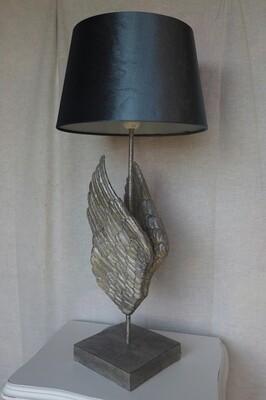 Flügellampe