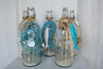 Meeresfeeling-Flasche