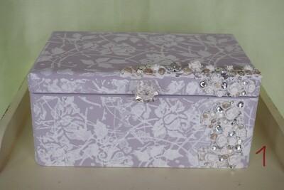 Bemalte Box