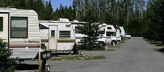 Reserved overnight Parking DRY CAMP (Close in)
