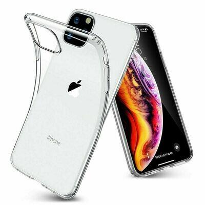 iPhone 11 PRO MAX Hülle Durchsichtig Ultra Slim Case
