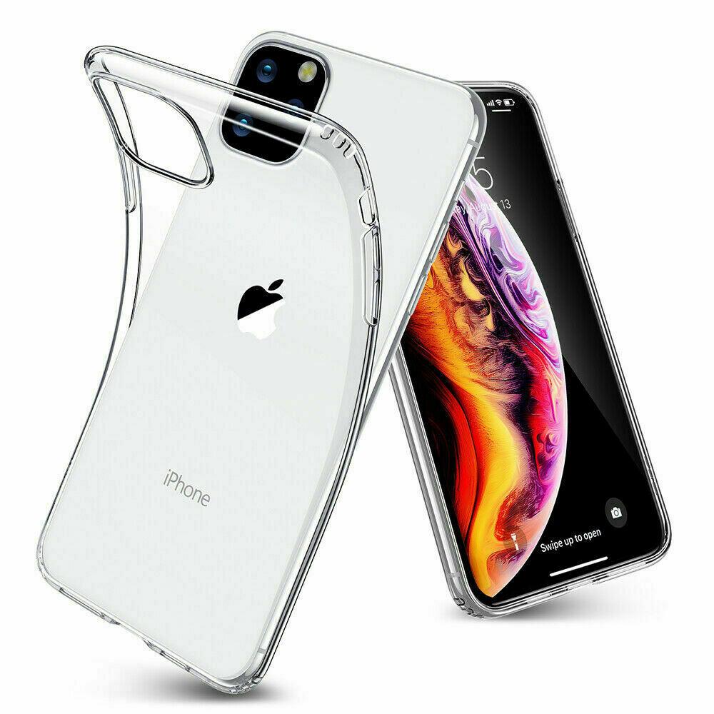 iPhone 11 Hülle Durchsichtig Ultra Slim Case