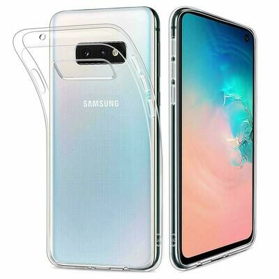 Samsung Galaxy S10e Transparent Hülle Ultra Slim Case
