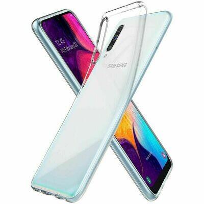 Samsung Galaxy A50 Hülle Durchsichtig Ultra Slim