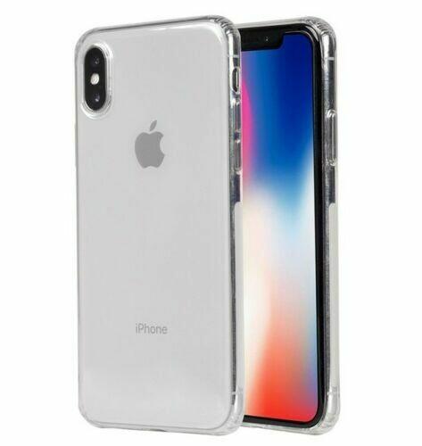iPhone X / XS Durchsichtig Ultra Slim Hülle Case